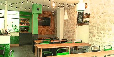 Restaurant Bocamexa Oberkampf